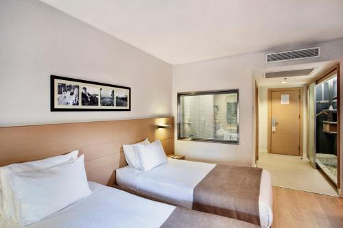Best Western Eresin Hotels Taxim Oda fotoğrafları
