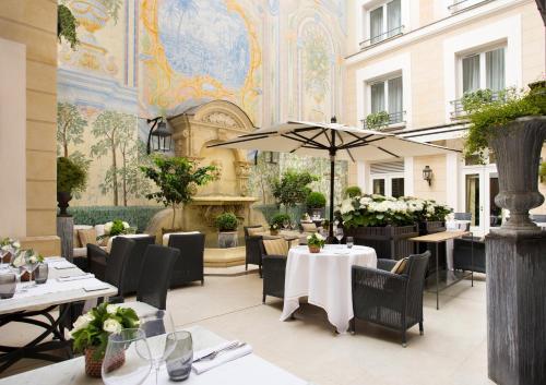 Castille Paris – Starhotels Collezione photo 24