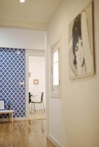 The Blue House - Camões Cool Loft.  Mynd 5