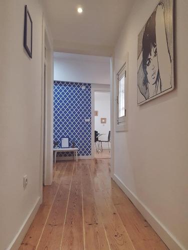 The Blue House - Camões Cool Loft.  Mynd 12