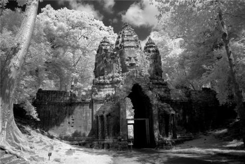 Sivutha Boulevard, Siem Reap, Cambodia.