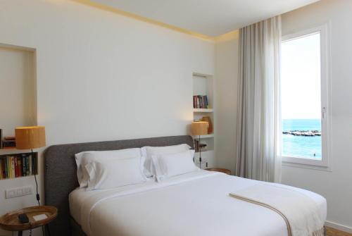Doppelzimmer mit Meerblick Hostal Spa Empúries 26