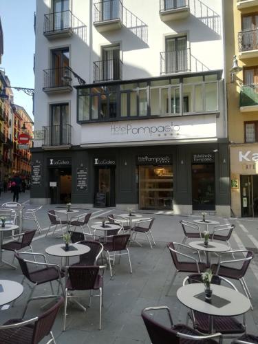 Photo - Hotel Pompaelo Plaza del Ayuntamiento & Spa