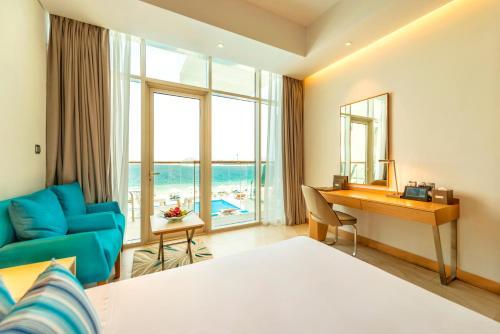 Royal Central Hotel The Palm Номер «Премиум» с видом на море