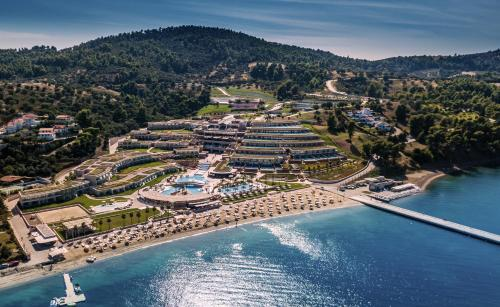 Miraggio Thermal Spa Resort, Kanistro, Paliouri, Halkidiki, 63085, Greece.