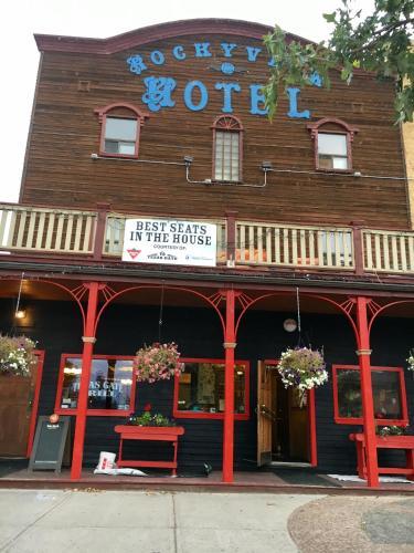 The Cochrane Rockyview Hotel - Cochrane, AB T4C 1A5