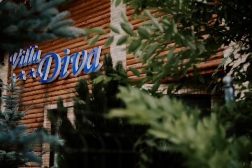 . Pensiunea Villa Diva