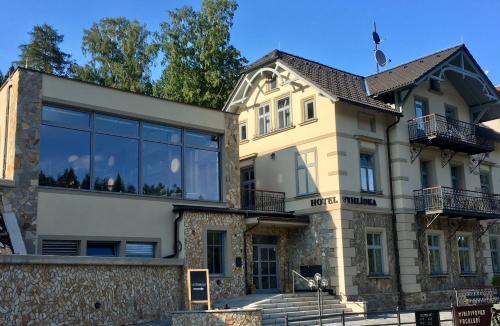 Hotel Vyhlídka - Janské Lázne