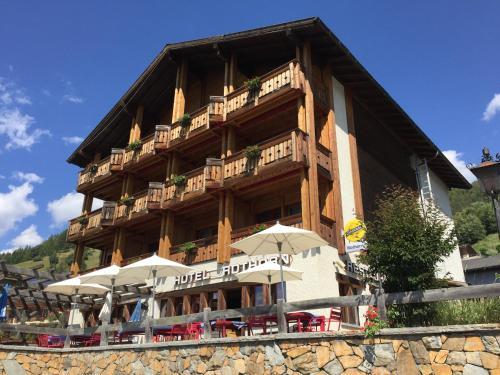 . Hotel Restaurant Rothorn