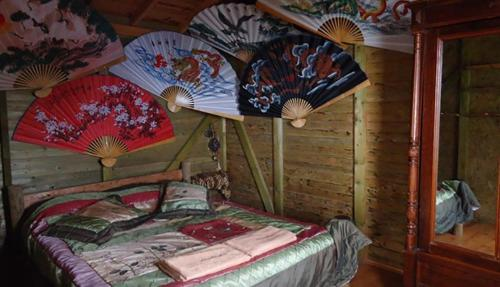 Kızılcakaya Shambala Lodge address