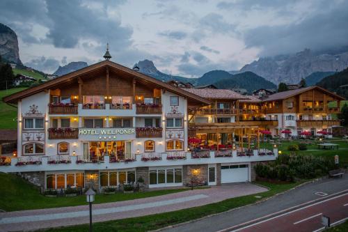 Hotel Welponer Wolkenstein-Selva Gardena