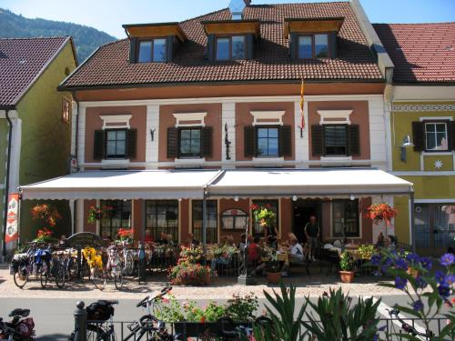 Accommodation in Sachsenburg