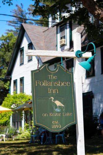 Follansbee Inn - Hotel - North Sutton