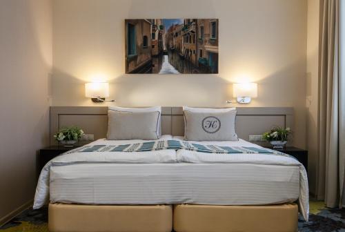 Кулибин Парк-Отель & СПА Улучшенный номер бизнес-класса