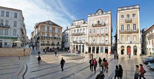 Baixa Apart, Pension in Coimbra bei Ançã