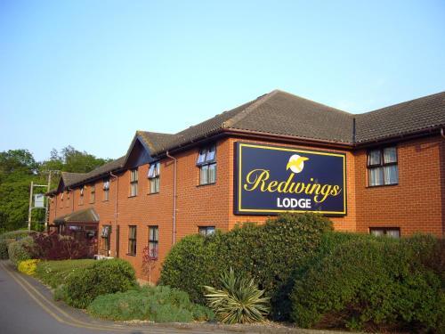 . Redwings Lodge Sawtry Huntington