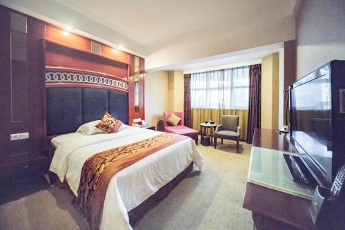 Leshan Jinye Hotel, Leshan