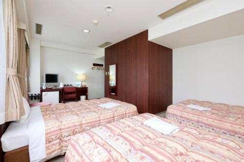 Sky Heart Hotel Narita room photos