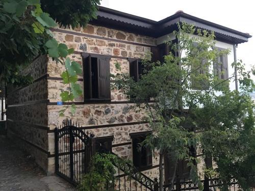 Alanya Castle Stone Villa, Alanya