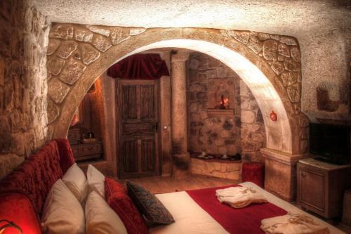 Nevsehir Tulpar Konak Cave Hotel