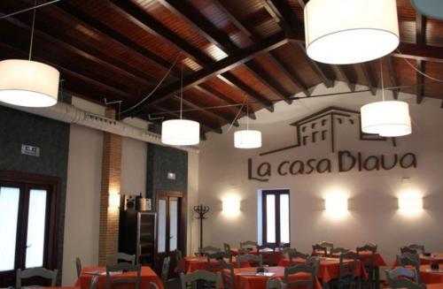 . Hotel-Restaurante Casa Blava Alzira