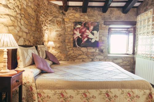 Habitación Doble Deluxe Hotel Mas Rabiol 14