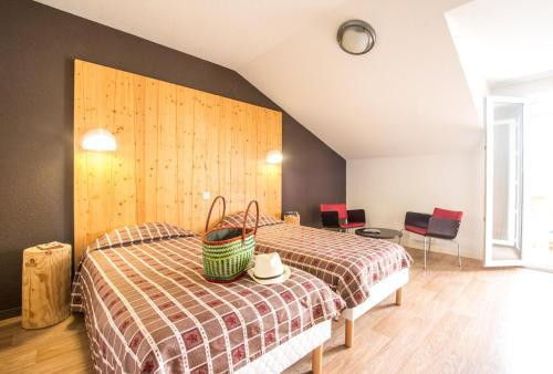 Village club de Bois d'Amont - Hotel