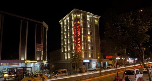 Istanbul Hotel Merin online reservation