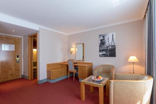 Hotel Europäischer Hof Hamburg photo 40