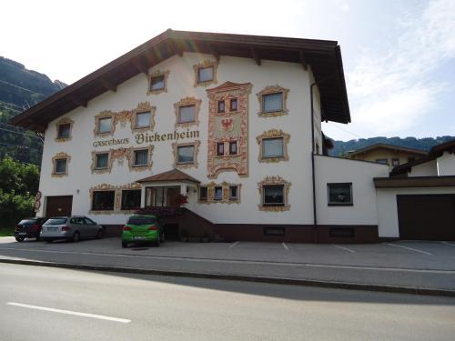 Gästehaus Birkenheim - Accommodation - Zell am Ziller