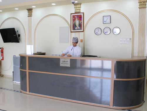 Manarat Manah Hotel Apartments, Manah