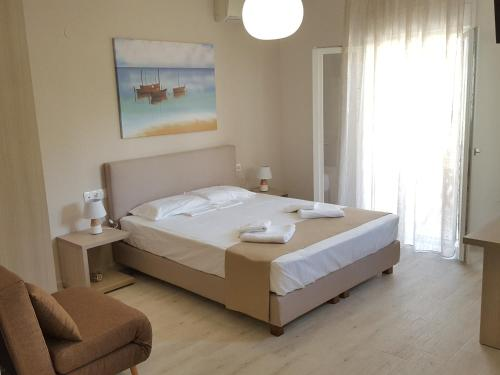 . Minimalistic Studio Apartments