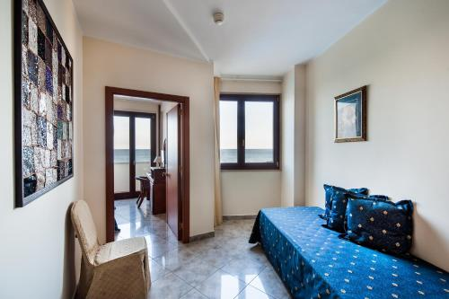 Suite Junior dengan Pemandangan Laut (Junior Suite with Sea View)