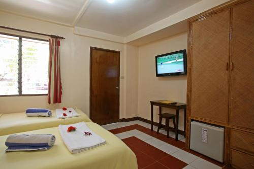 Cameră dublă sau twin Economy (Economy Double or Twin Room)