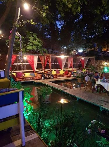 Adrasan Arikanda River Garden Hotel directions