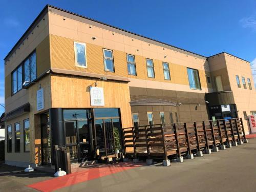 東川 Iyasu 青年旅館 Iyasu Hostel Higashikawa