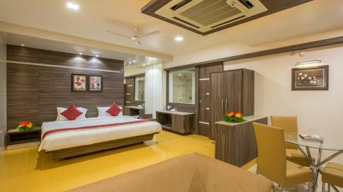 Sai International Hotel værelse billeder