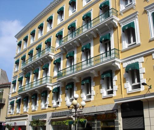 Hôtel Univers - Hôtel - Nice