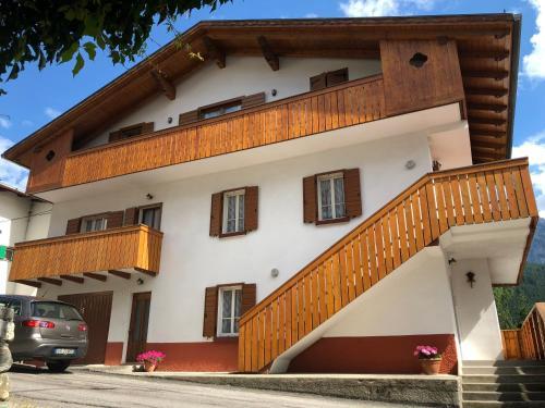 Casa Vacanze Cesco Resia - Apartment - San Pietro di Cadore