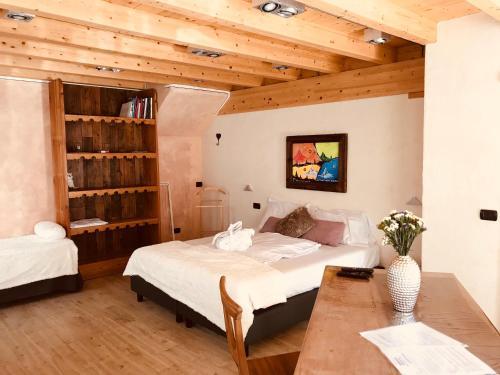 B&B Balançon Mountain Lodge - Accommodation - Torgnon
