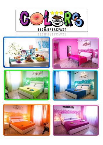 Colors Bandb