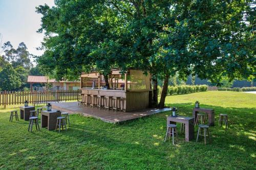 Cabaña con vistas al jardín - Uso individual Vila Sen Vento 24