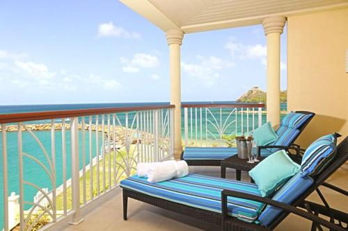 One Bedroom Butler Beachfront Villa Suite