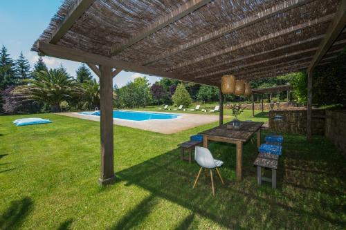 Cabaña con vistas al jardín - Uso individual Vila Sen Vento 28