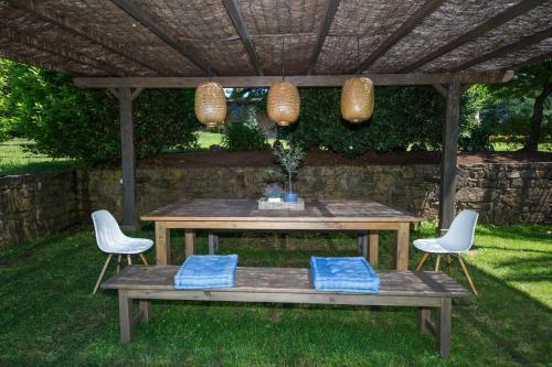 Cabaña con vistas al jardín - Uso individual Vila Sen Vento 27
