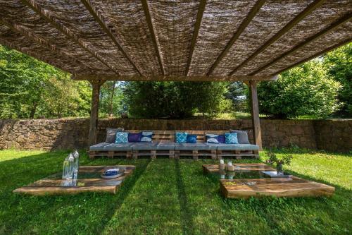Cabaña con vistas al jardín - Uso individual Vila Sen Vento 26