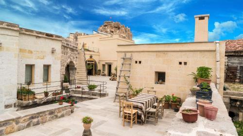 Uchisar Maze Of Cappadocia Hotel indirim kuponu
