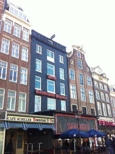 Rembrandt Square Hotel photo 28