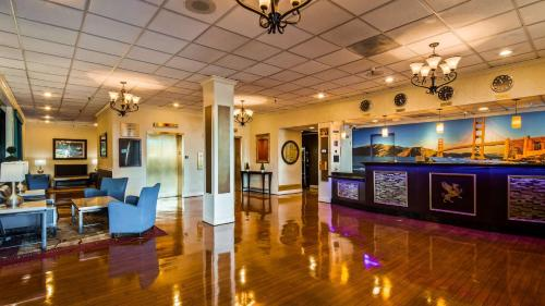 Best Western Plus Grosvenor Airport Hotel - South San Francisco, CA CA  94080