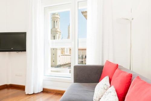 Apartamentos Sabinas El Pilar room photos